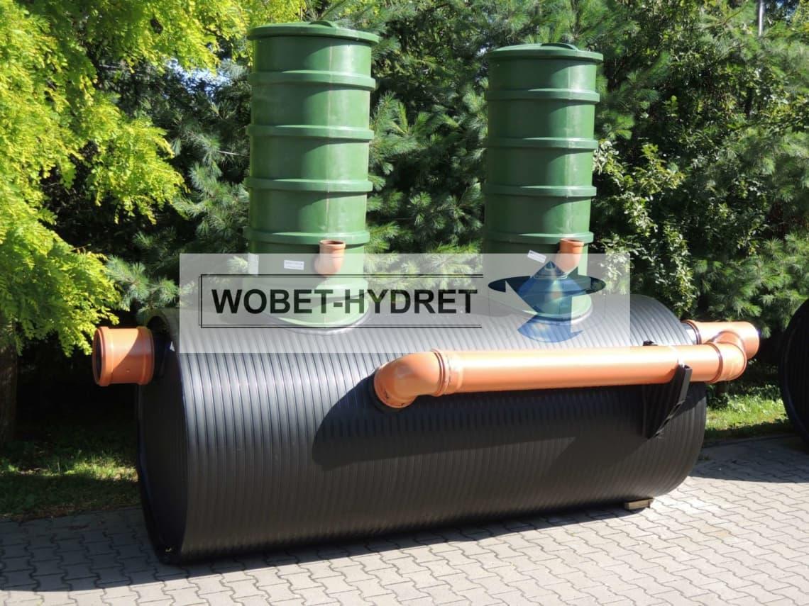 Separatory koalescencyjne Wobet-Hydret