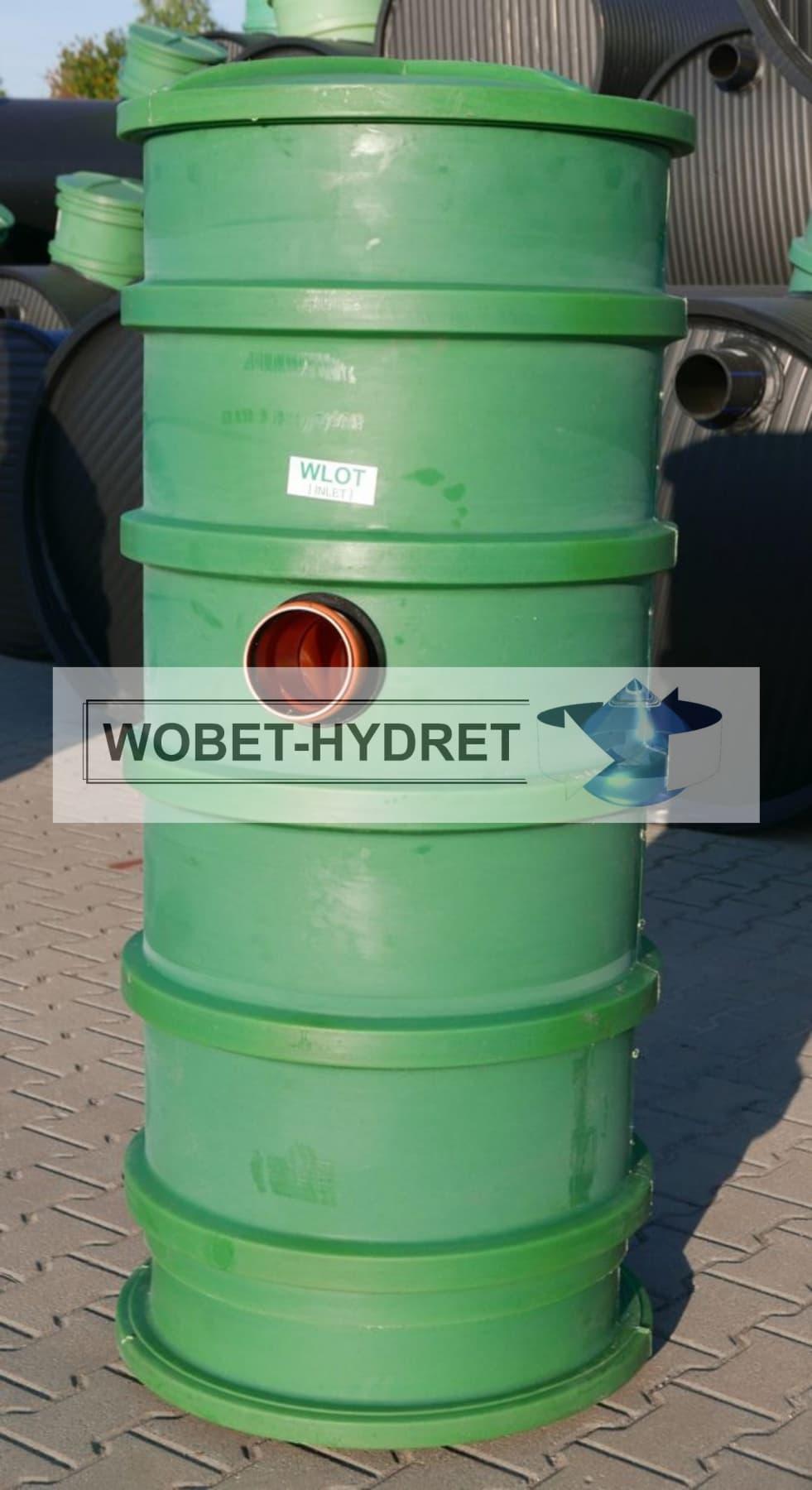 Separatory tłuszczu Wobet-Hydret